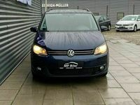 brugt VW Touran 1,6 TDi 105 Trendline BMT 7prs