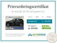 używany Audi Q5 3,0 TDi 245 quattro S-tr.