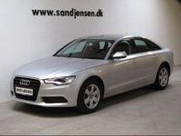 brugt Audi A6 3.0 TDI Multitronic 4d