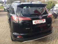 brugt Toyota RAV4 2,5 B/EL H3 Safety Sense 4x2 197HK 6g Aut.
