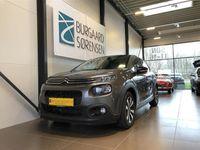 brugt Citroën C3 1,2 PureTech Skyline start/stop 110HK 5d 6g