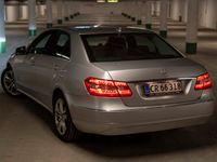 brugt Mercedes E250 CDI BE AUT.