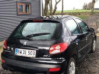 gebraucht Peugeot 206+ 1,4 HDI Comfort 68HK 5d