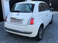 brugt Fiat 500 1,2 Matt Black Start & Stop 69HK 3d