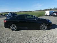 brugt Toyota Avensis 1,8 VVT-i T2 Premium TS MDS