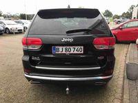 brugt Jeep Grand Cherokee 3,0 MJT Summit 4x4 250HK 5d 8g Aut.
