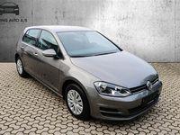brugt VW Golf 1,4 TSI BMT Style DSG 125HK 5d 7g Aut. - Personbil - Gråmetal
