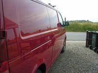 usado VW Transporter 2,0 TDi 114 Kassev. lang
