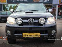 brugt Toyota HiLux 2,5 D-4D 120 Ex.Cab 4x4