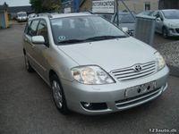 brugt Toyota Corolla 1,4 D4D st. car