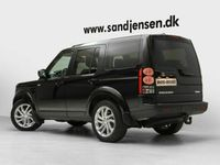 brugt Land Rover Discovery 4 3,0 SDV6 HSE Landmark aut.
