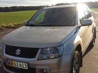brugt Suzuki Grand Vitara 2,0 GLX VAN 4x4 140 HK