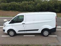 brugt Ford Custom Transit290S 2,2 TDCi 125 Ambiente Van
