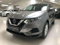 brugt Nissan Qashqai 1,5 dCi 115 Visia