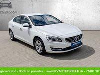brugt Volvo S60 2,0 D3 Momentum 150HK 6g - Personbil - hvid