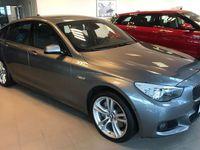 brugt BMW 550 Gran Turismo i 4,4 408HK 5d 6g Aut.