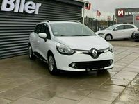 brugt Renault Clio IV 1,5 dCi 75 Expression Navi Style