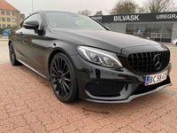 brugt Mercedes C220 d 2,2 220 d Coupé