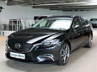 brugt Mazda 6 2,2 Sky-D 175 Optimum stc.