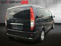 brugt Mercedes Viano 3,0 CDi Trend aut. lang