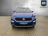 brugt VW T-Roc 1,5 TSI ACT Style DSG 150HK 5d 7g Aut. - Personbil - Blåmetal