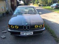 brugt BMW 635 CSi 3,5 CSI