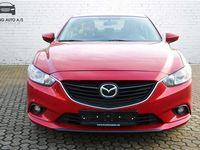 brugt Mazda 6 2,2 Skyactiv-D Core 150HK Stc 6g - Personbil