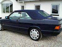 brugt Mercedes 190 (W201) Cabriolet 2,3 Aut