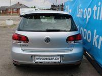 brugt VW Golf VI 1,6 TDi 105 BlueMotion 5d