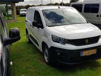 brugt Peugeot Partner L1 V2 1,5 BlueHDi Ultimate Launch 100HK Van