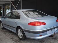 usado Peugeot 607 2,2 Titane