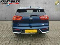 brugt Kia Niro 1,6 HEV Attraction+ DCT Van