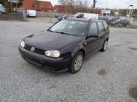 brugt VW Golf Variant 2,0 Comfortline 115HK Stc
