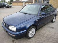 brugt VW Golf Cabriolet 2.0 GTI 5g 2d
