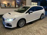 brugt Subaru Levorg 1,6 Turbo GT-N Sportskombi aut.