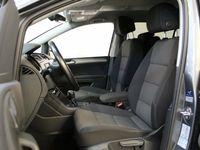 used VW Touran 1,6 TDi 115 Comfortline DSG 7prs