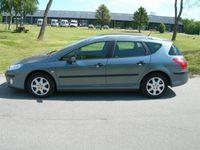 używany Peugeot 407 1.6 HDI FAP 110 SW XR 5g 5d