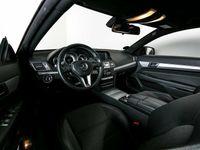brugt Mercedes E220 2 CDi Coupé aut.