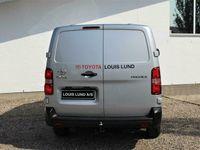 brugt Toyota Proace Long 2,0 D Comfort skydedør, bagdør u/ruder 120HK Van 6g B
