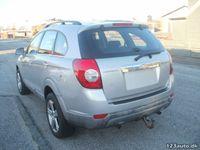 brugt Chevrolet Captiva 2,0 VCDi LS A/C 4WD 150HK