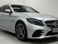 brugt Mercedes C300 d AMG Line stc. aut. 2019