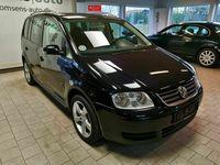 brugt VW Touran 1,9 TDi 105 Trendline 7prs