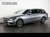 brugt Mercedes C200 1,6 BlueTEC Avantgarde st.car aut.