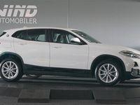 brugt BMW X2 18i 1,5 Advantage SDrive Steptronic 140HK 5d 8g Aut.