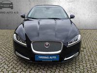 brugt Jaguar XF 2,2 i4D Luxury 200HK 8g Aut. - Personbil