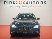 käytetty BMW 530 d 3,0 Touring Luxury Line aut.