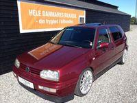 brugt VW Golf III 2,8 VR6 5d