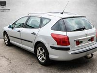 used Peugeot 407 SW 1,6 HDI XR 109HK Stc - Personbil