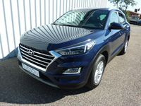 brugt Hyundai Tucson 1,6 CRDi Trend Deluxepakke DCT 136HK 5d 7g Aut.