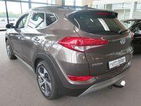 brugt Hyundai Tucson 1,6 T-GDi Premium DCT 4WD
